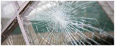 Felling Smashed Glass